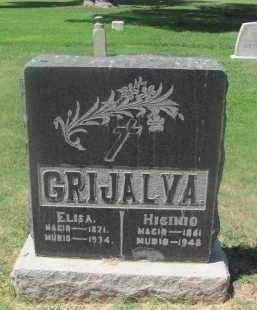 GRIJALVA, JOHN HIGINIO G - Maricopa County, Arizona | JOHN HIGINIO G GRIJALVA - Arizona Gravestone Photos