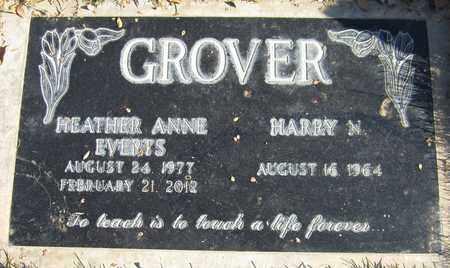 GROVER, HARRY N. - Maricopa County, Arizona | HARRY N. GROVER - Arizona Gravestone Photos
