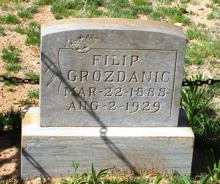 GROZDANIC, FILIP (PHILIP) - Maricopa County, Arizona | FILIP (PHILIP) GROZDANIC - Arizona Gravestone Photos