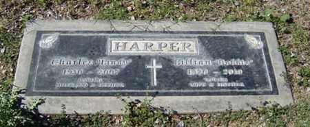 HARPER, CHARLES - Maricopa County, Arizona | CHARLES HARPER - Arizona Gravestone Photos
