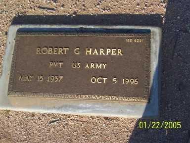 HARPER, ROBERT GUADALUPE - Maricopa County, Arizona | ROBERT GUADALUPE HARPER - Arizona Gravestone Photos