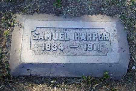 HARPER, SAMUEL - Maricopa County, Arizona | SAMUEL HARPER - Arizona Gravestone Photos