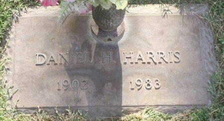 HARRIS, DANIEL H - Maricopa County, Arizona | DANIEL H HARRIS - Arizona Gravestone Photos