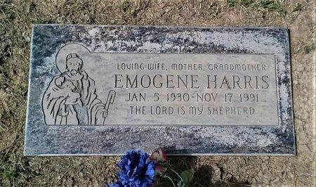 HARRIS, EMOGENE - Maricopa County, Arizona | EMOGENE HARRIS - Arizona Gravestone Photos