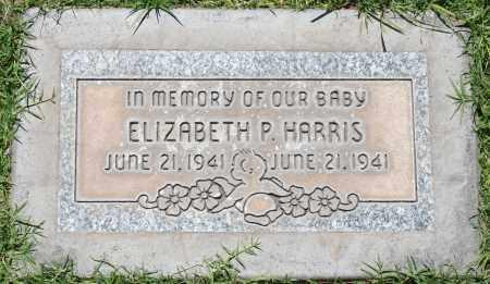 HARRIS, ELIZABETH PAYNE - Maricopa County, Arizona | ELIZABETH PAYNE HARRIS - Arizona Gravestone Photos