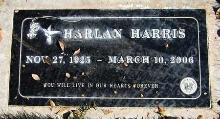 HARRIS, HARLAN - Maricopa County, Arizona | HARLAN HARRIS - Arizona Gravestone Photos