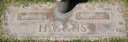 HARRIS, IRA W - Maricopa County, Arizona | IRA W HARRIS - Arizona Gravestone Photos
