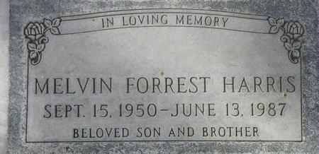 HARRIS, MELVIN FORREST - Maricopa County, Arizona   MELVIN FORREST HARRIS - Arizona Gravestone Photos