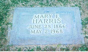 IVES HARRIS, MARY EDNA - Maricopa County, Arizona | MARY EDNA IVES HARRIS - Arizona Gravestone Photos