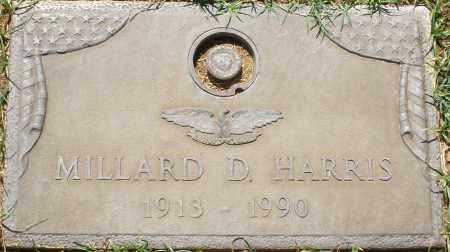 HARRIS, MILLARD D. - Maricopa County, Arizona | MILLARD D. HARRIS - Arizona Gravestone Photos