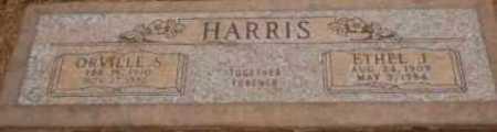 HARRIS, ORVILLE S. - Maricopa County, Arizona | ORVILLE S. HARRIS - Arizona Gravestone Photos