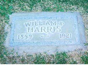 HARRIS, WILLIAM PATRICK - Maricopa County, Arizona   WILLIAM PATRICK HARRIS - Arizona Gravestone Photos