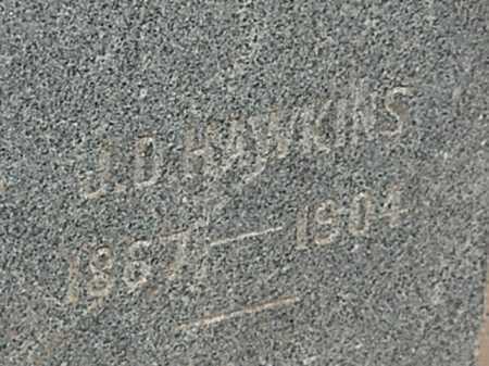 HAWKINS, JACOB D - Maricopa County, Arizona | JACOB D HAWKINS - Arizona Gravestone Photos