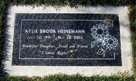 HEINEMANN, KYLIE BROOK - Maricopa County, Arizona | KYLIE BROOK HEINEMANN - Arizona Gravestone Photos