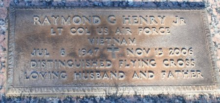 HENRY, RAYMOND G, JR - Maricopa County, Arizona | RAYMOND G, JR HENRY - Arizona Gravestone Photos