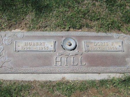 HILL, DORIS F. - Maricopa County, Arizona | DORIS F. HILL - Arizona Gravestone Photos