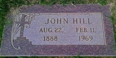 HILL, JOHN - Maricopa County, Arizona | JOHN HILL - Arizona Gravestone Photos