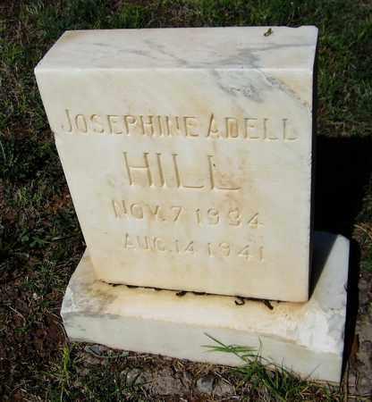 HILL, JOSEPHINE ADELL - Maricopa County, Arizona | JOSEPHINE ADELL HILL - Arizona Gravestone Photos