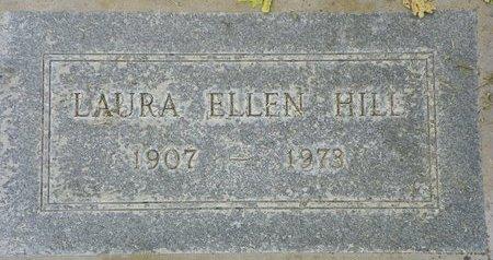 HILL, LAURA ELLEN - Maricopa County, Arizona   LAURA ELLEN HILL - Arizona Gravestone Photos