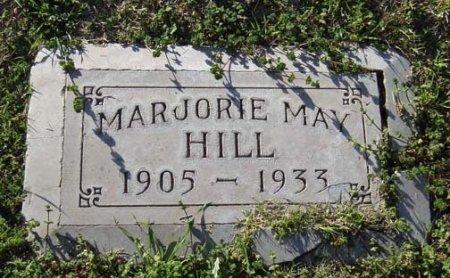 HILL, MARJORIE MAY - Maricopa County, Arizona | MARJORIE MAY HILL - Arizona Gravestone Photos