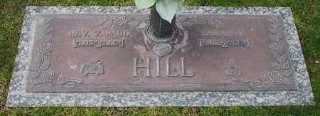 HILL, V PAUL - Maricopa County, Arizona | V PAUL HILL - Arizona Gravestone Photos