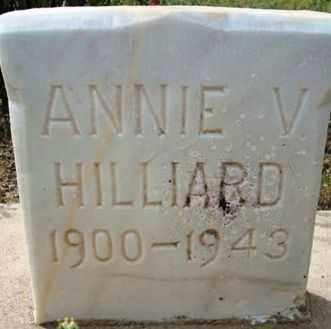 "GALVIN HILLIARD, ANNA VERDE ""ANNIE"" - Maricopa County, Arizona   ANNA VERDE ""ANNIE"" GALVIN HILLIARD - Arizona Gravestone Photos"