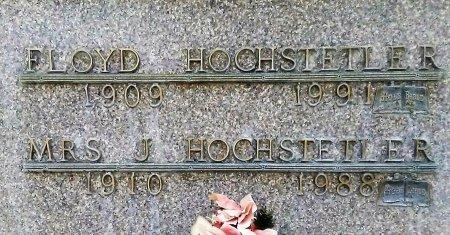 HOCHSTETLER, J - Maricopa County, Arizona | J HOCHSTETLER - Arizona Gravestone Photos