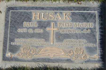 HUSAK, PAUL - Maricopa County, Arizona   PAUL HUSAK - Arizona Gravestone Photos