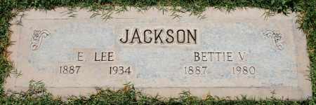 JACKSON, EPHREN LEE - Maricopa County, Arizona | EPHREN LEE JACKSON - Arizona Gravestone Photos