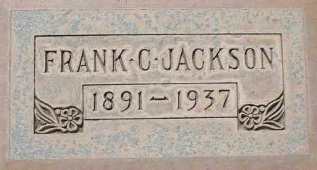 JACKSON, FRANK C. - Maricopa County, Arizona | FRANK C. JACKSON - Arizona Gravestone Photos