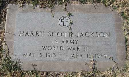 JACKSON, HARRY SCOTT - Maricopa County, Arizona | HARRY SCOTT JACKSON - Arizona Gravestone Photos
