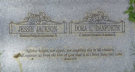 JACKSON, JESSIE - Maricopa County, Arizona | JESSIE JACKSON - Arizona Gravestone Photos