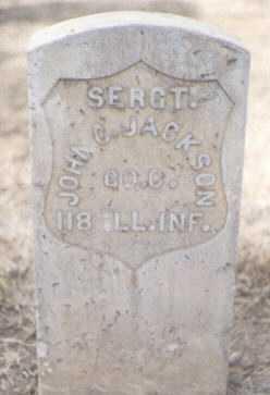 JACKSON, JOHN - Maricopa County, Arizona | JOHN JACKSON - Arizona Gravestone Photos