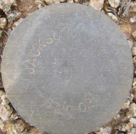 JACKSON, JANET - Maricopa County, Arizona | JANET JACKSON - Arizona Gravestone Photos
