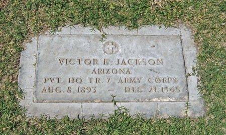 JACKSON, VICTOR EUGENE - Maricopa County, Arizona | VICTOR EUGENE JACKSON - Arizona Gravestone Photos