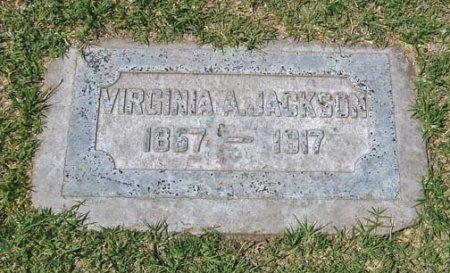 JACKSON, VIRGINIA ANN - Maricopa County, Arizona | VIRGINIA ANN JACKSON - Arizona Gravestone Photos