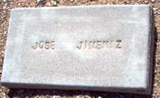 JIMENEZ, JOSEPH (JOSE) - Maricopa County, Arizona | JOSEPH (JOSE) JIMENEZ - Arizona Gravestone Photos
