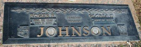 JOHNSON, GLORIA D - Maricopa County, Arizona | GLORIA D JOHNSON - Arizona Gravestone Photos