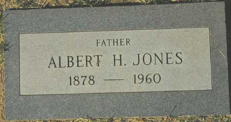 JONES, ALBERT H. - Maricopa County, Arizona | ALBERT H. JONES - Arizona Gravestone Photos
