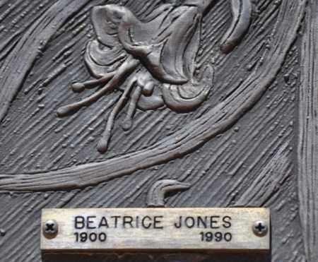 JONES, BEATRICE - Maricopa County, Arizona | BEATRICE JONES - Arizona Gravestone Photos