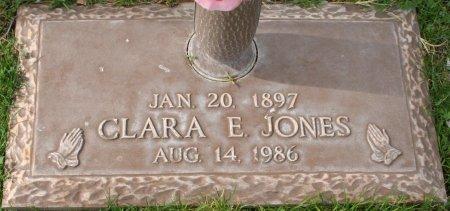 JONES, CLARA EDITH - Maricopa County, Arizona | CLARA EDITH JONES - Arizona Gravestone Photos