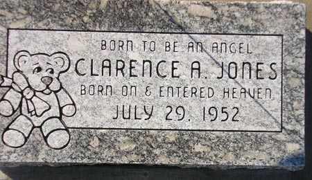 JONES, CLARENCE A. - Maricopa County, Arizona | CLARENCE A. JONES - Arizona Gravestone Photos