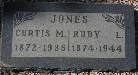 JONES, RUBY L. - Maricopa County, Arizona | RUBY L. JONES - Arizona Gravestone Photos
