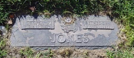 JONES, ETHEL MAE - Maricopa County, Arizona | ETHEL MAE JONES - Arizona Gravestone Photos