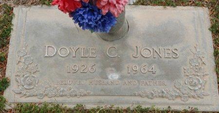 JONES, DOYLE C - Maricopa County, Arizona   DOYLE C JONES - Arizona Gravestone Photos