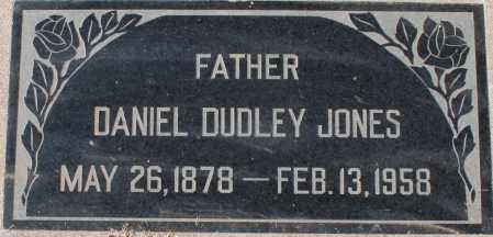 JONES, DANIEL DUDLEY - Maricopa County, Arizona | DANIEL DUDLEY JONES - Arizona Gravestone Photos