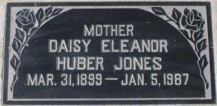 JONES, DAISY ELEANOR - Maricopa County, Arizona | DAISY ELEANOR JONES - Arizona Gravestone Photos