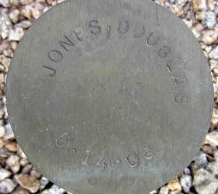 JONES, DOUGLAS - Maricopa County, Arizona   DOUGLAS JONES - Arizona Gravestone Photos