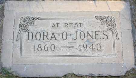 JONES, DORA O - Maricopa County, Arizona | DORA O JONES - Arizona Gravestone Photos