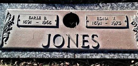 JONES, EARLE B. - Maricopa County, Arizona | EARLE B. JONES - Arizona Gravestone Photos